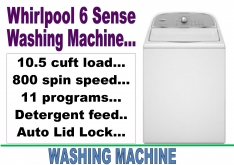 COMMERCIAL LAUNDRY by WHIRLPOOL - K.F.Bartlett LtdCatering equipment, refrigeration & air-conditioning
